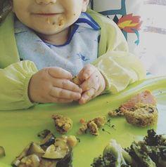 Receita Saudável: Hamburger de grão e legumes – Bebé Saudável