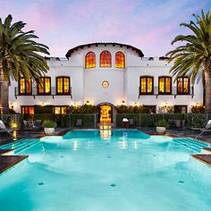 Santa Barbara: The Spa - 5 Great Girlfriend Getaways - Coastal Living