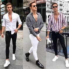 Mens Fashion Guide : Photo
