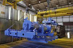Double-girder EOT crane for Budimex, S.A. GH Cranes & Components