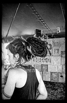wow <3 her dreads