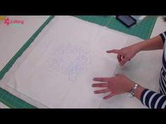 Lección 2 curso gratuito de acolchado online - YouTube Patches, Outdoor Blanket, Quilts, Sewing, Crochet, Fabric, Youtube, Free, Craft