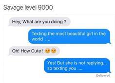 Texting A Beautiful Girl #Girl, #Textin