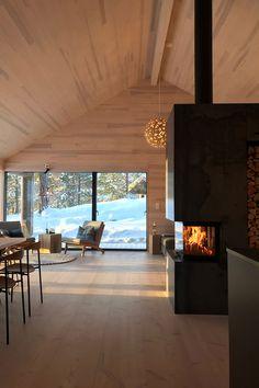 Very cozy place Design Dream Home Design, My Dream Home, House Design, Interior Architecture, Interior And Exterior, Interior Design, Cabin Interiors, Cozy Place, House Goals