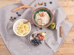 DIY-Anleitung: Porridge in 3 Varianten selber machen via DaWanda.com