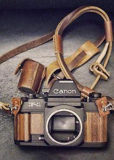 Old school Canon camera