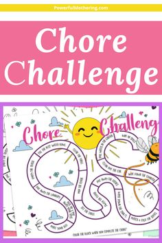 A simple and fun way to encourage children to do chores or responsibilities without nagging them. #chorechart #choresforkids #kidswithchores Parenting Advice, Kids And Parenting, Reading Charts, Chores For Kids, Fun Challenges, Dry Erase Markers, Make Your Bed, Pet Bowls, Raising Kids