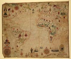 Ya no se hacen mapas como los de antes (FOTOS)