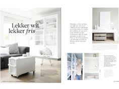 Binti Home Blog: Binnenkijker in de 101 woonideeën, lekker friss, white interior, interiorphotografie, interieurfotografie, binnenkijken, white home, dutch home, modern, scandinavian style