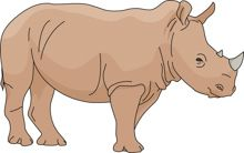 Free Rhino Clipart - Clip Art Pictures - Graphics - Illustrations Popup Menu, Photograph Video, Classroom Clipart, Graphic Illustration, Illustrations, Clip Art Pictures, Rhinoceros, Animals Images, Clipart Images