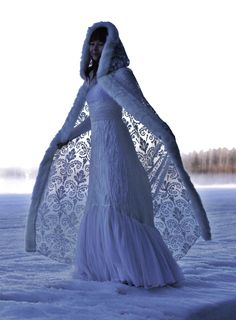 *Finland's Beautiful WolfBride*