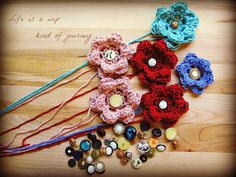createbellacreate: Knitting and Crochet Blog Week 2012