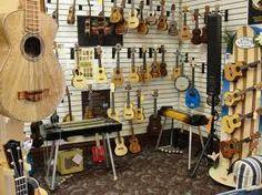 Ukulele shop