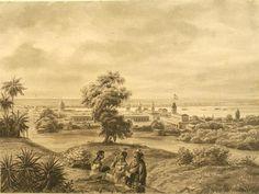La Asunción en 1865
