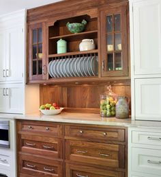 32 Creative DIY Storage Rack For a Your Small Kitchen - Image 7 of 32 Kitchen Cabinet Remodel, Kitchen Remodel, Kitchen Design, Small Kitchen, Kitchen Remodel Design, New Kitchen, Small Kitchen Storage, Kitchen Storage, Kitchen Cabinets