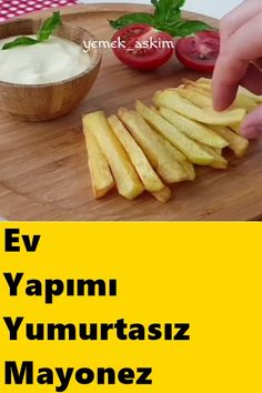 Ev Yapımı Yumurtasız Mayonez Tarifi – Sebze yemekleri – Las recetas más prácticas y fáciles Healthy Eating Tips, Healthy Nutrition, Healthy Recipes, Homemade Eggless Mayonnaise Recipe, Delicious Breakfast Recipes, Breakfast Items, Diy Food, Easy, Food And Drink