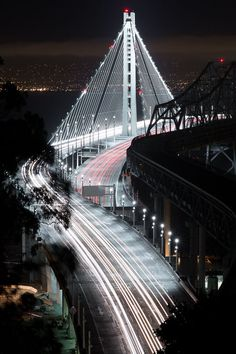 East Span of the Bay Bridge, San Francisco/Oakland | It's really very nice to drive over, but I don't trust its structural soundness.