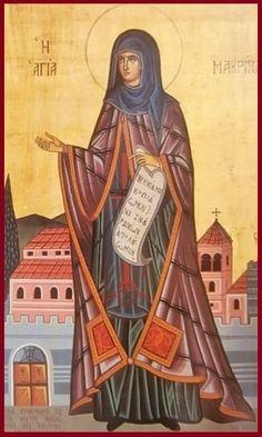 St. Macrina