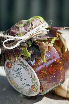 vijgenconfit recepten met vijgen
