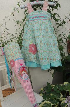 FELIZ Einschulungskleid Milli und Schultüte