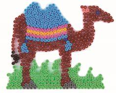 Happy Hump Day! (Hama Beads Camel Wednesday)