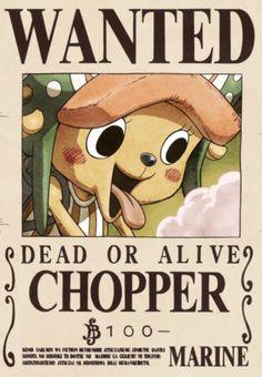 One Piece, Chopper
