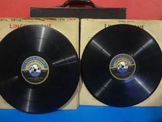 Discos Vinil 78 Rpm Para Gramofone Curso de Ingles