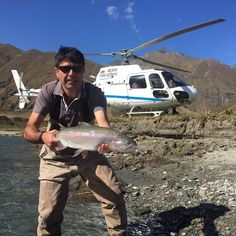Heli Fishing the Western Headwaters. #rainbowtrout #nzmustdo #flyfishingnz #purenewzealand
