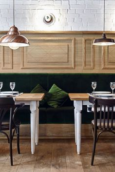 10 Decorating Ideas to Steal from the World's Most Stylish Restaurants