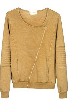 Devore fleece zip jacket Women