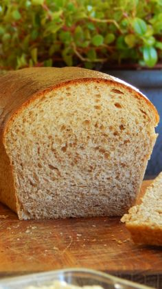 Whole Wheat Milk Bread Loaf Bread Recipes, Cooking Recipes, Pan Dulce, Dried Fruit, Sin Gluten, International Recipes, Bakery, Food And Drink, Homemade