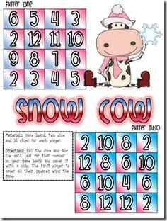 Snow Cow