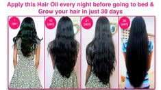 This is a homemade hair oil that will grow your hair super fast. You can see visible difference in just 30 days You will need Fresh ginger root Garlic cloves Black peppercorns Castor oil Coconut oil What to do Take 1 inch ginger, cut in small pieces Put t Coconut Oil Hair Treatment, Coconut Oil Hair Growth, Coconut Oil Hair Mask, Hair Remedies For Growth, Hair Growth Treatment, Hair Growth Tips, Fast Hair Growth, Hair Treatments, Up Dos