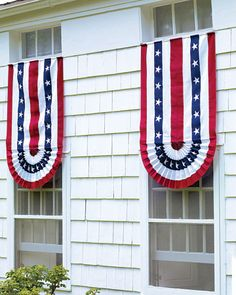 these are great for memorial day, flag day, fourth of july, and labor day