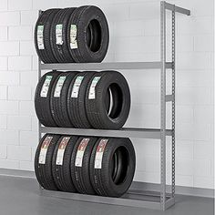 Tennsco ZST6084S Automotive Tire Rack 60 W x 84 H >>> You can get additional details at the image link.