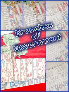 Branches of Government & a Freebie! - Simply Skilled in Second
