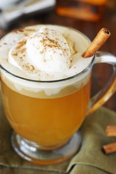 How to Make Hot Buttered Rum