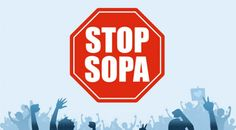 Stop SOPA! Scan a barcode in the grocery store and this Android (/iPhone) app will tell you whether the manufacturer