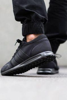 ADIDAS Los Angeles Core Black. Sneakers AdidasAdidas Sneaker NmdBest  SneakersSneakers FashionShoes SneakersReebokAdidas Originals ... 10bcc4634