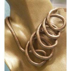 Flexible Bendable Snake Necklace $6.89