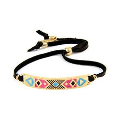 AZTEC bracelet <3.