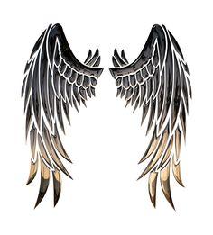 Super ideas for tattoo sleeve angel wings archangel michael Angel Wings Art, Angel Wings Drawing, Angel Art, Tattoo Angel Wings, Wing Tattoo Men, Wing Tattoo Designs, Tattoo Drawings, Body Art Tattoos, Sleeve Tattoos