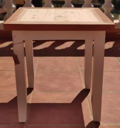 Table, Furniture, Home Decor, Wooden Desk, Rustic Furniture, House Decorations, Dining Room Tables, Wood Tables, Decoration Home