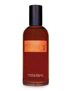 Spanish Cedar Eau de Parfum Spray, 100 mL - Czech & Speake