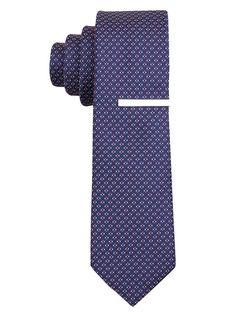 #FashionVault #perry ellis #Men #Accessories - Check this : Perry Ellis Ukraine Mini Dot Tie for $19.99 USD