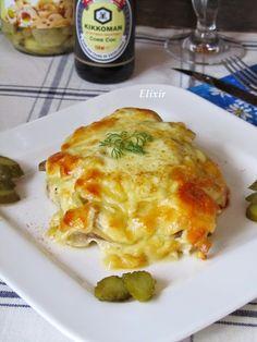 Кулинарен еликсир: пилешко филе по френски