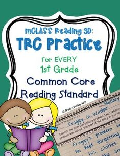 Written Comprehension Practice (Common Core Aligned - 1st