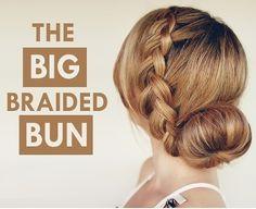 Résultats de recherche d'images pour «the big braided bun»