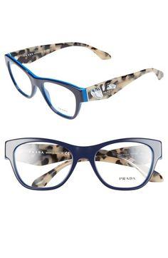 Prada 51mm Optical Glasses | Nordstrom
