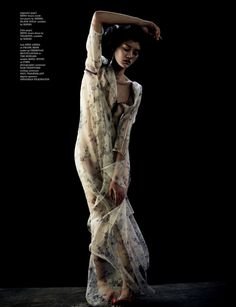 Magazine: Dazed & Confused February 2011